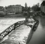 DonaubrückenachSprengungam1945,FSBrenner